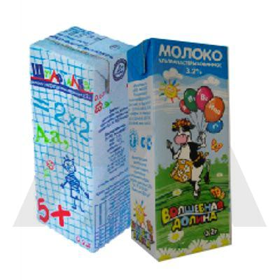 Молоко 3,2%   1л ВОЛШЕБНАЯ ДОЛИНА ультрапастеризованное   1/12